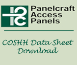 COSHH Data Sheet